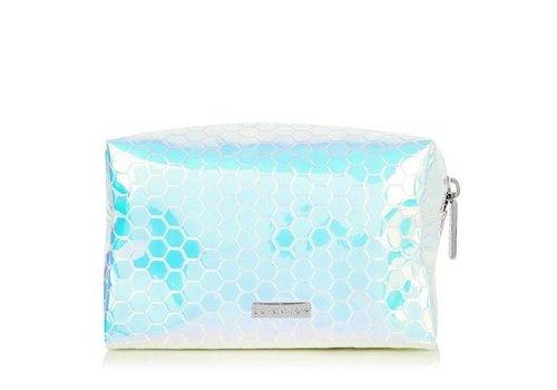 Skinny Dip London Honeycomb Make Up Bag