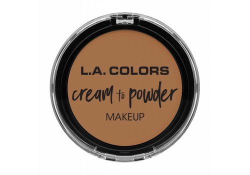 LA Colors Cream to Powder Foundation Soft Honey