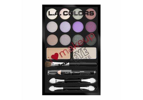 LA Colors I Heart Makeup Eyeshadow Palette Diva