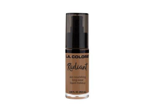 LA Colors Radiant Liquid Foundation Mocha