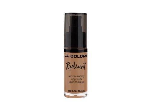 LA Colors Radiant Liquid Foundation Creamy Cafe