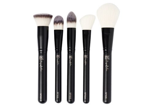 SOSU by Suzanne Jackson The 5 pc Face Collection Brush Set