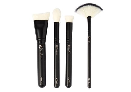 SOSU by Suzanne Jackson The 4 pc Detail Collection Brush Set