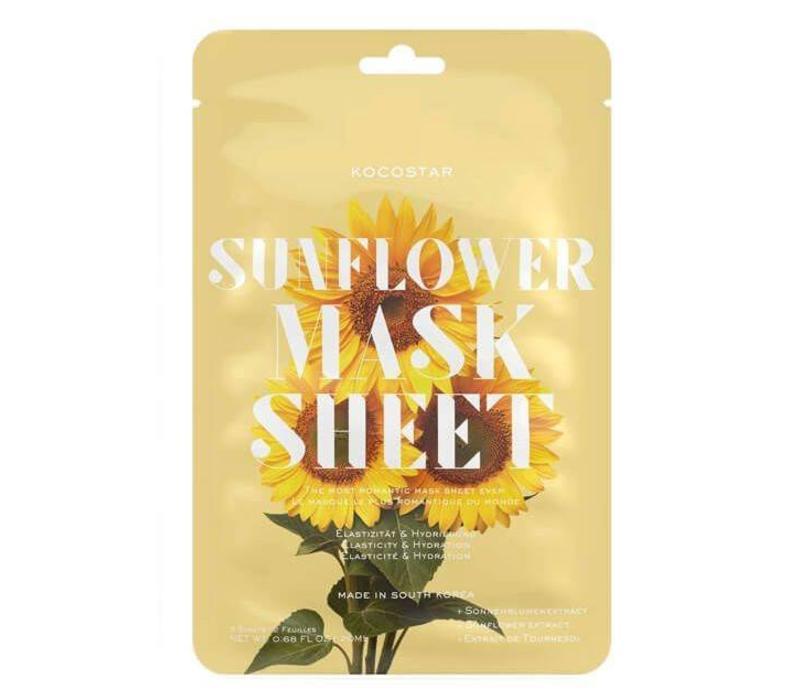 Kocostar Slice Mask Sheet Sunflower