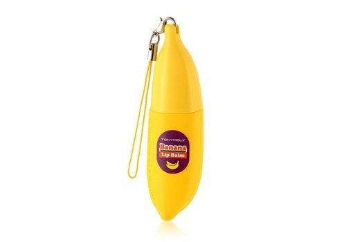 Tonymoly Delight Banana Pong Dang Lip Balm
