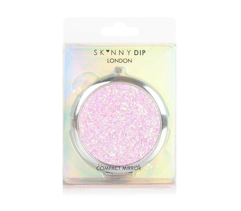 Skinny Dip London Ana Glitter Mirror