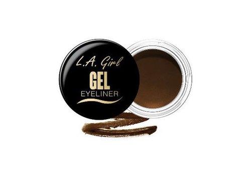 LA Girl Gel Eyeliner Rich Chocolate Brown