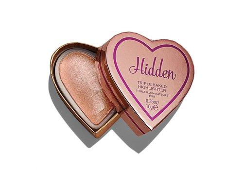 I Heart Revolution Glow Hearts Hardly Hidden