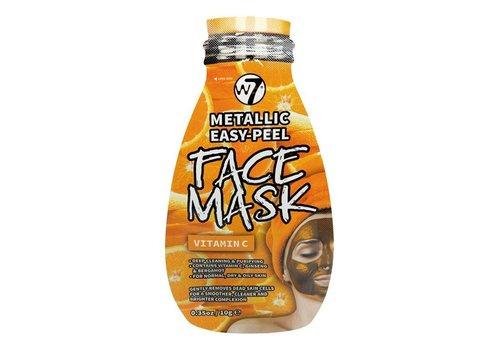 W7 Cosmetics Vitamin C Face Mask Easy-Peel