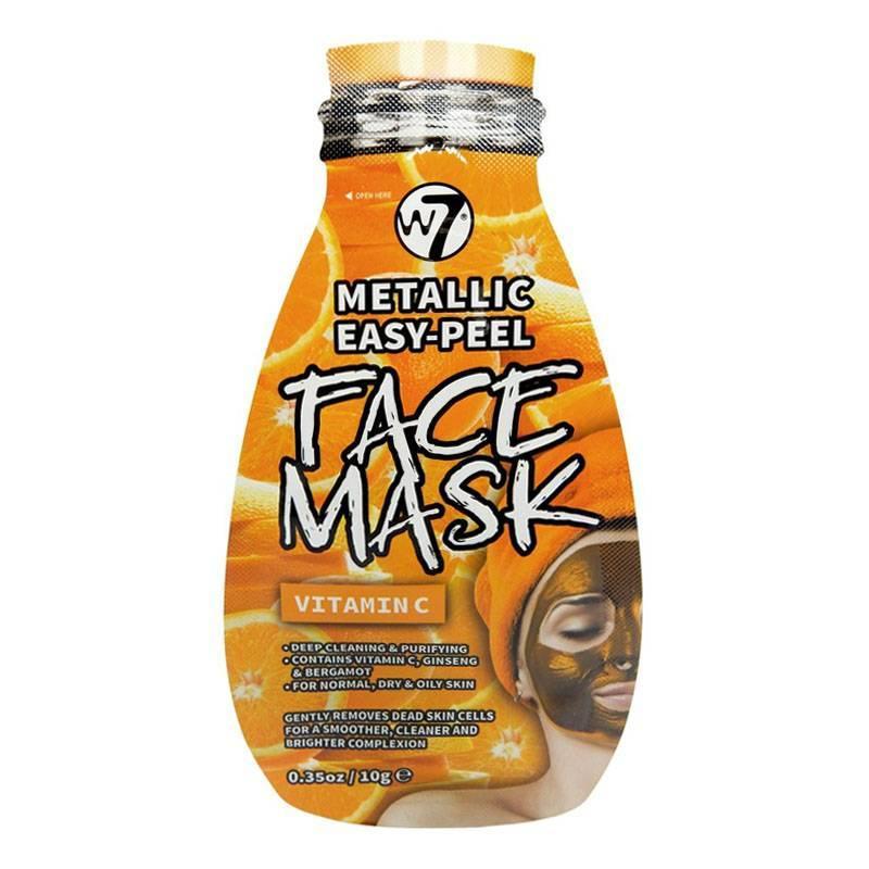Buy W7 Cosmetics Vitamine C Face Mask Easy-Peel online