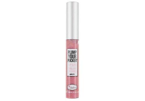 TheBalm Plump Your Pucker Lipgloss Amplify