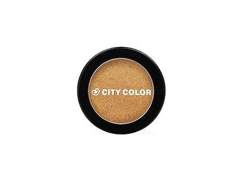City Color Shimmer Shadow Golden Nights