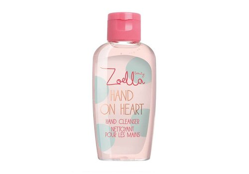 Zoella Beauty Hand on Heart