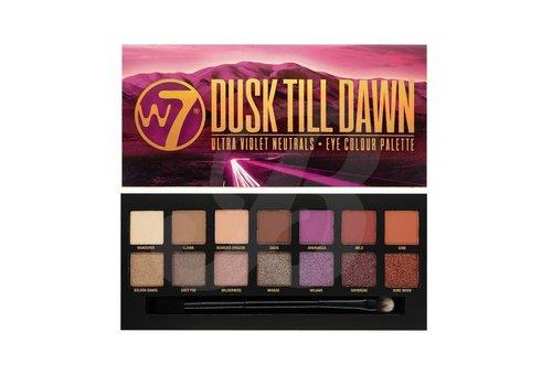 W7 Cosmetics Dusk Till Dawn Eyeshadow Palette