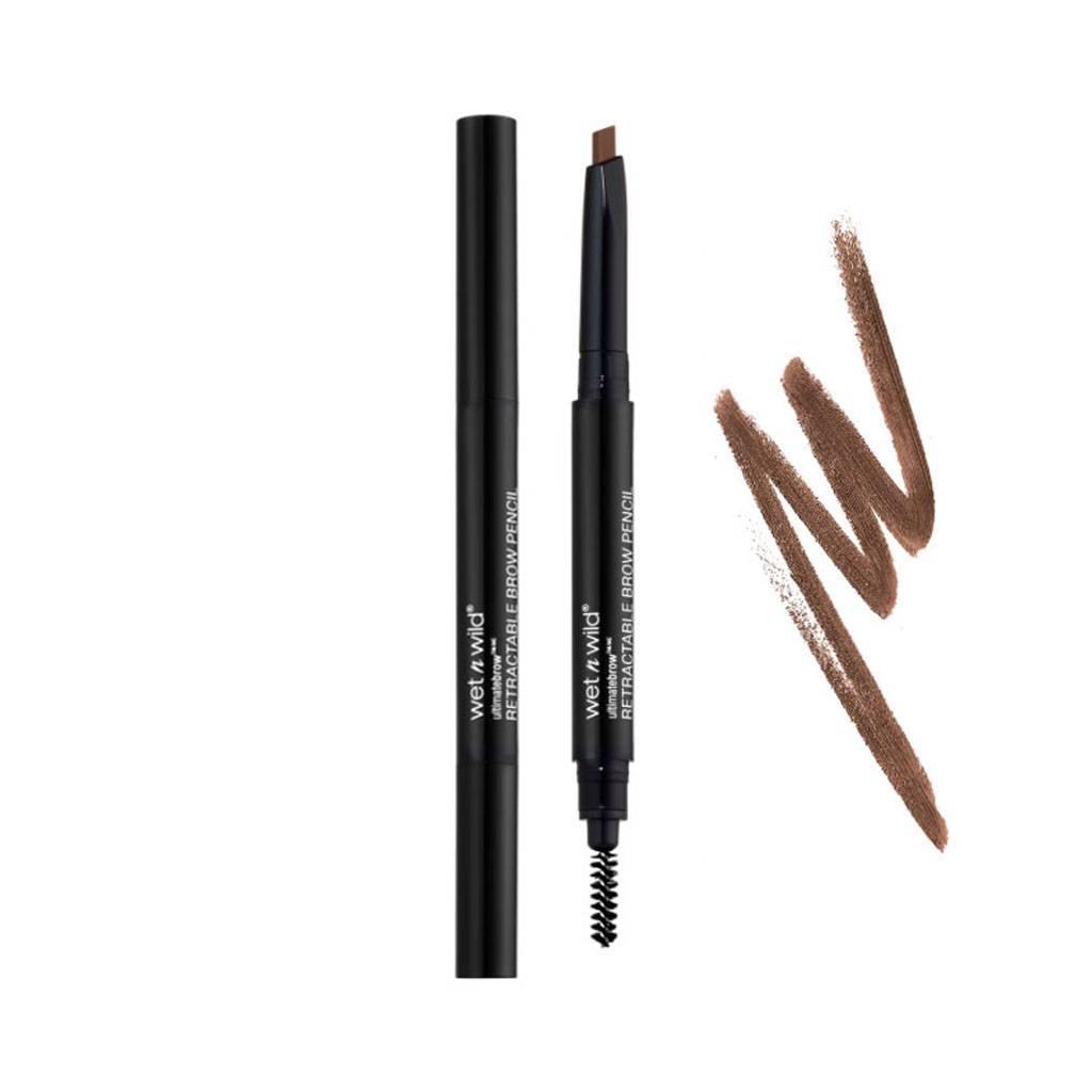 Buy Wet N Wild Ultimate Brow Retractable Pencil Medium Brown Online