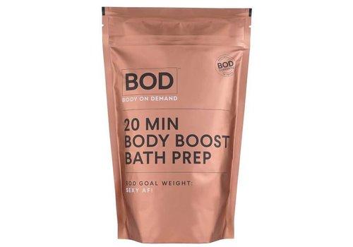 BOD Body on Demand 20 min Body Boost Bath Salts