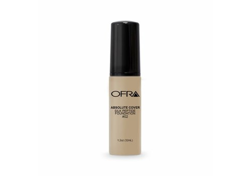 Ofra Cosmetics Absolute Cover Foundation 02
