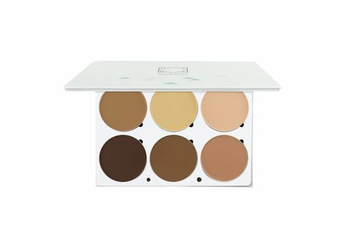 Ofra Cosmetics Pro Contouring and Highlighting Cream Foundations Palette