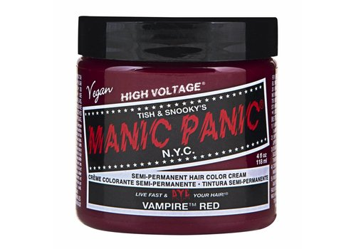 Manic Panic Vampire Red Hair Color