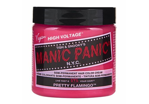 Manic Panic Pretty Flamingo Hair Color