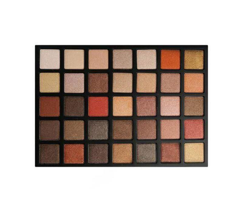 Beauty Creations 35 Color Pro Eyeshadow Palette Bella