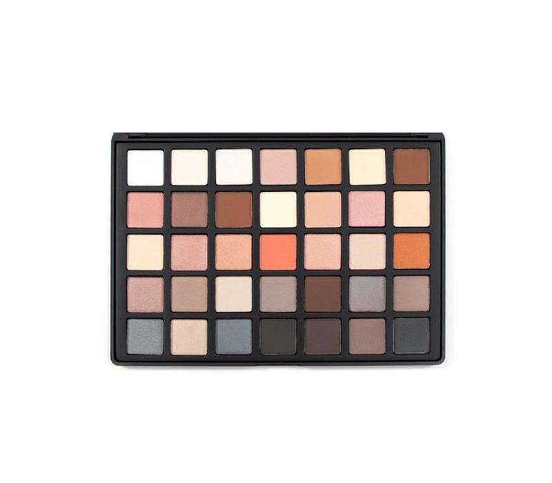 Beauty Creations 35 Color Pro Eyeshadow Palette Ilena
