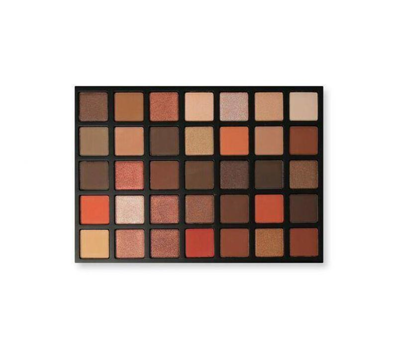 Beauty Creations 35 Color Pro Eyeshadow Palette Ruby