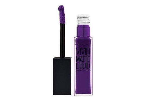 Maybelline Vivid Matte Liquid Lipstick Vivid