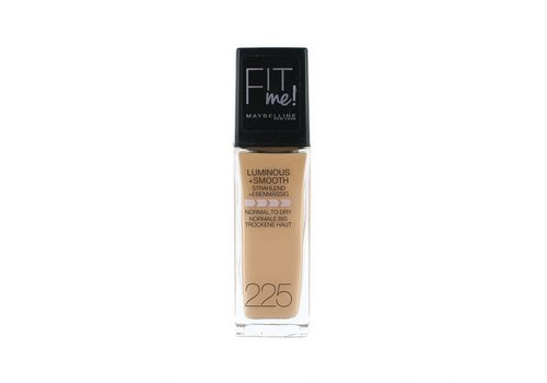 Maybelline Fit Me Foundation 225 Medium Buff