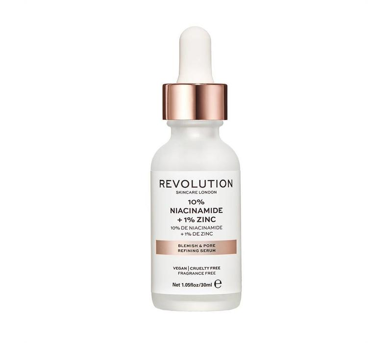 Revolution Skincare Blemish and Pore Refining Serum - 10% Niacinamide + 1% Zinc