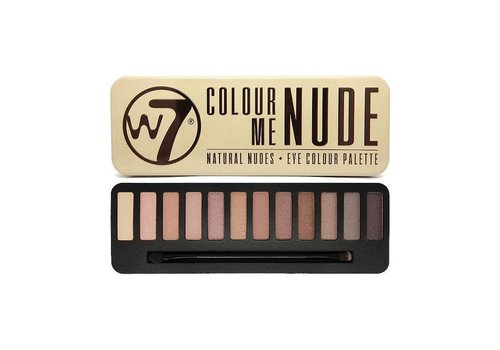 W7 Cosmetics In the Nude palette