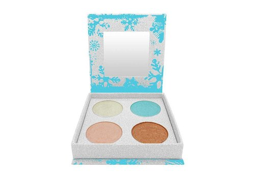 W7 Cosmetics Frosted Festive Ice Shimmers