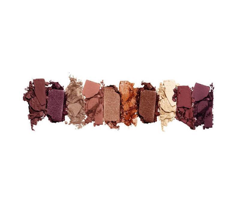 LA Colors Color Block Eyeshadow Palette Rose