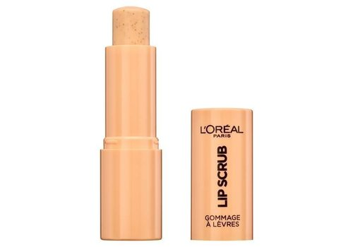 L'Oréal Paris Spa Lip Scrub 03 Peach Twist