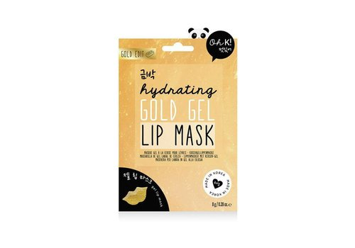 Oh K! Gold Lip Mask