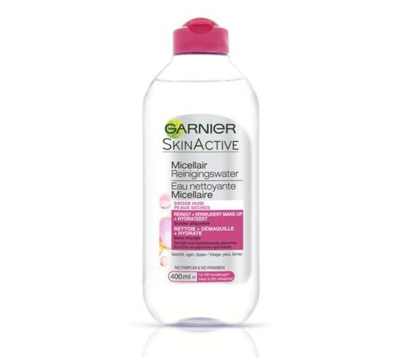 Garnier Skincare SkinActive Micellair Reinigingswater Dry Skin 400 ml