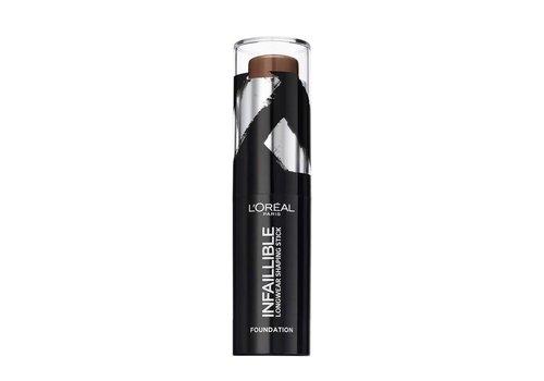 L'Oréal Paris Infallible Foundation Shaping Stick 240 Espresso