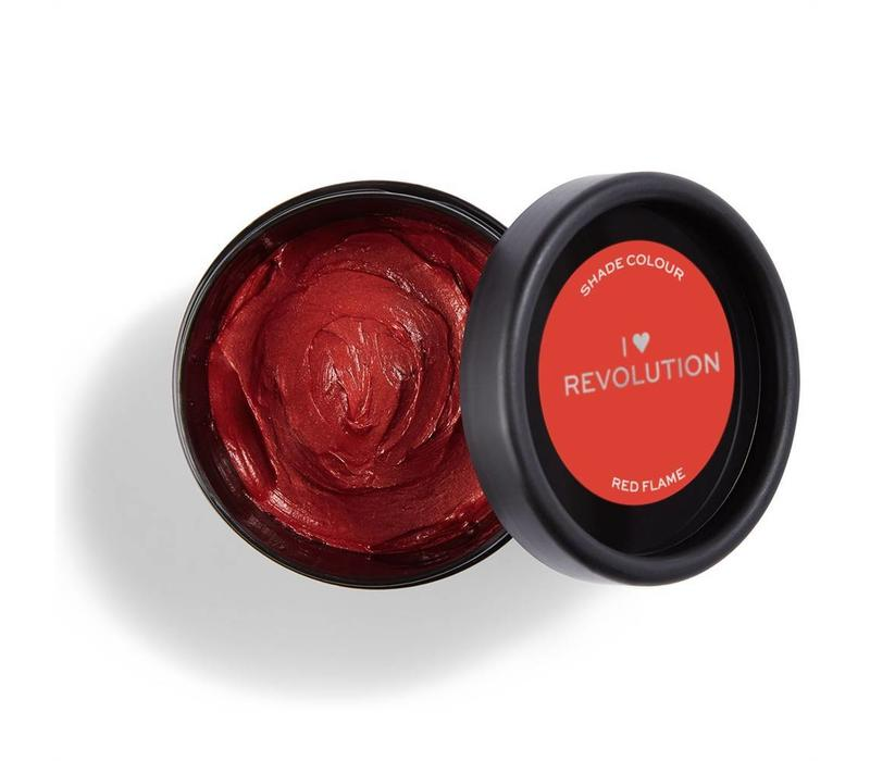 I Heart Revolution Rainbow Paste Red Flame