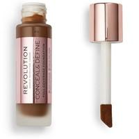 Makeup Revolution Conceal & Define Foundation F17