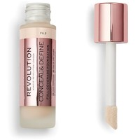 Makeup Revolution Conceal & Define Foundation F6.5