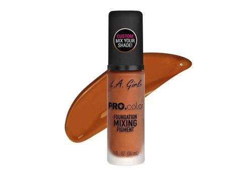 LA Girl Pro Matte Foundation Mixing Pigment Orange