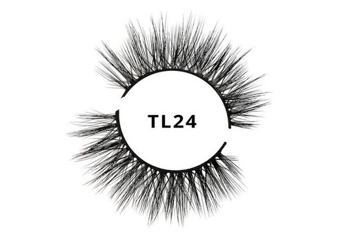 Tatti Lashes 3D Brazilian Silk Hair TL24