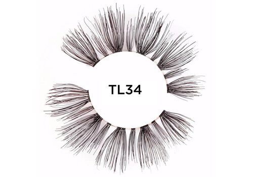 Tatti Lashes Human Hair Lashes TL34