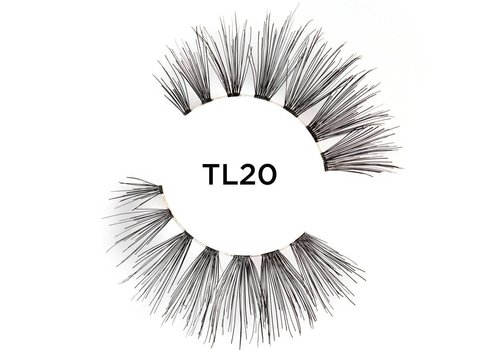 Tatti Lashes Human Hair Lashes TL20