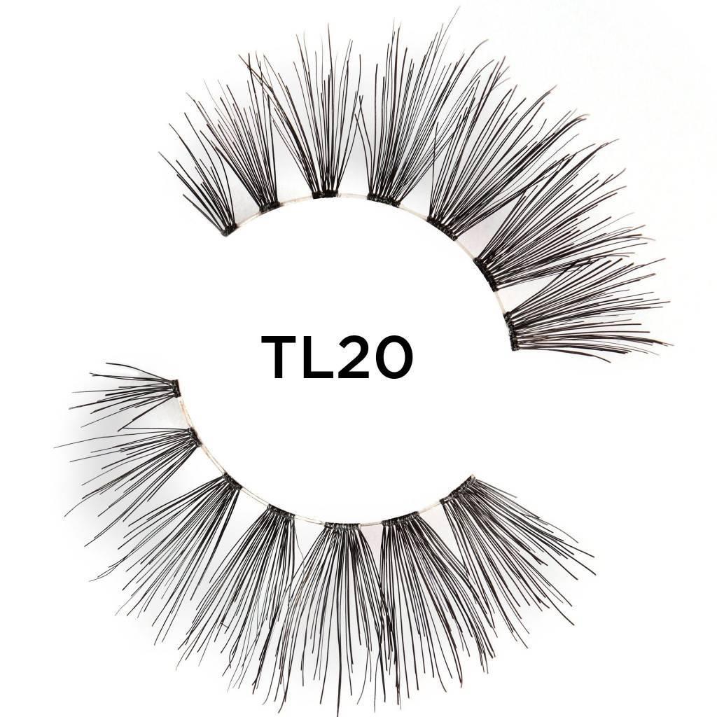 2cbd6c6633f Buy Tatti Lashes Human Hair Lashes TL20 online. - Boozyshop.com