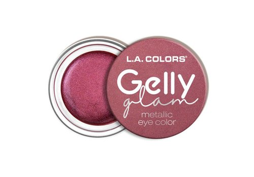 LA Colors Gelly Glam Metallic Eye Color Sizzle