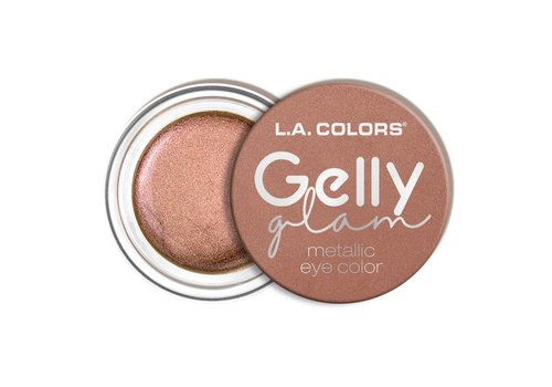 LA Colors Gelly Glam Metallic Eye Color Extra