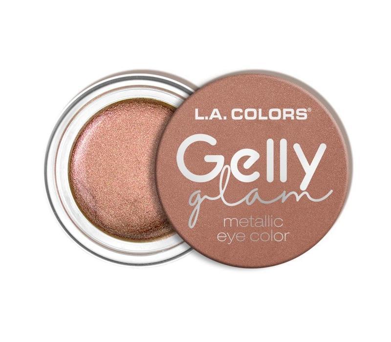 LA Colors Gelly Glam Metallic Eye Color Extra