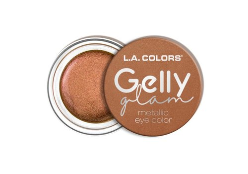 LA Colors Gelly Glam Metallic Eye Color Makeup Junkie