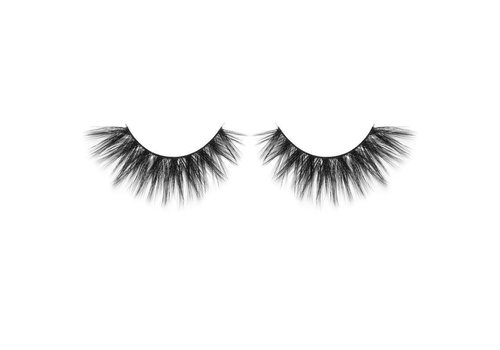 Lilly Lashes Delara 3D Faux Mink Invisible Band Lashes